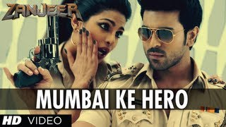 """Mumbai Ke Hero Song"" Zanjeer Movie (Hindi) 