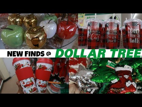 NEW AT DOLLAR TREE!!! COME WITH ME