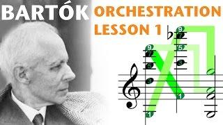 Orchestration Lesson Bartok, Part 1
