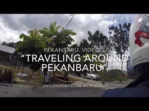 "Pekanbaru. Video 3 ""Traveling around Pekanbaru"""
