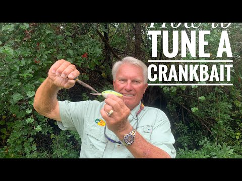 The ABC's Of Tuning A Crankbait Or Jerkbait