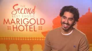 GLAMOUR Interviews Dev Patel for The Second Best Exotic Marigold Hotel