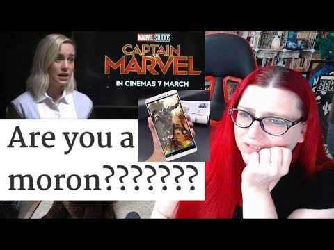 BRIE LARSON - THE IMPORTANCE OF DIVERSITY & CELL PHONE QUALITY!?!?! WTF???