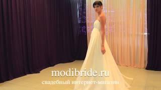Платье Selection 977 - www.modibride.ru Свадебный Интернет-магазин(, 2013-07-01T08:24:14.000Z)