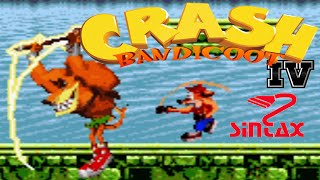 Crash Advance IV (Unl) (Eng) (SINTAX) - Game Boy Advance Longplay - (NO DEATH) Complete Walkthrough