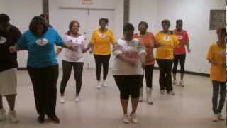 Chuck Baby Line Dance -  INSTRUCTIONS