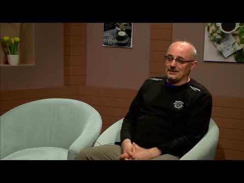 Gyuris Tibor a Nyíregyházi TV-ben