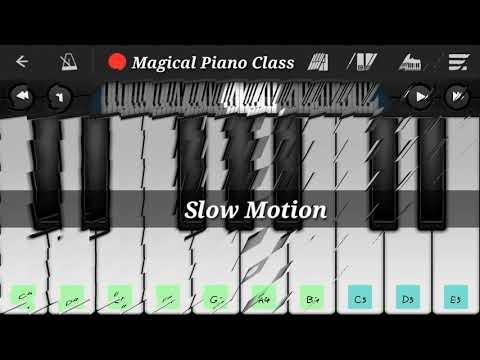 Bekheyali Mone Piano Tutorial | Magical Piano Class