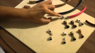 Regaliz Clasp Overview Tutorial