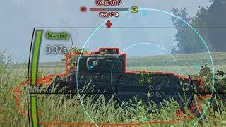 【WoT:Pz.IV H】ゆっくり実況でおくる戦車戦Part112 byアラモンド