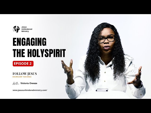 Engaging the HolySpirit