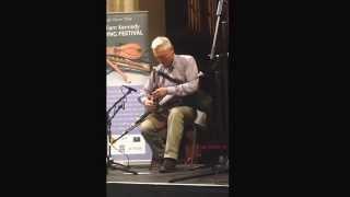 WKPF 2014 - Uilleann pipes concert, Mick O