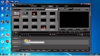 Pinnacle Studio16 Видео урок. Эффект - старое кино, как сделать на Пиннакле Студио 16?