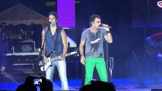 "Caramelos de Cianuro - La Casa ""Rola Music Fest 2011"""
