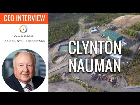 Alexco Resources CEO: Keno Hill Becoming A Promising Mining District