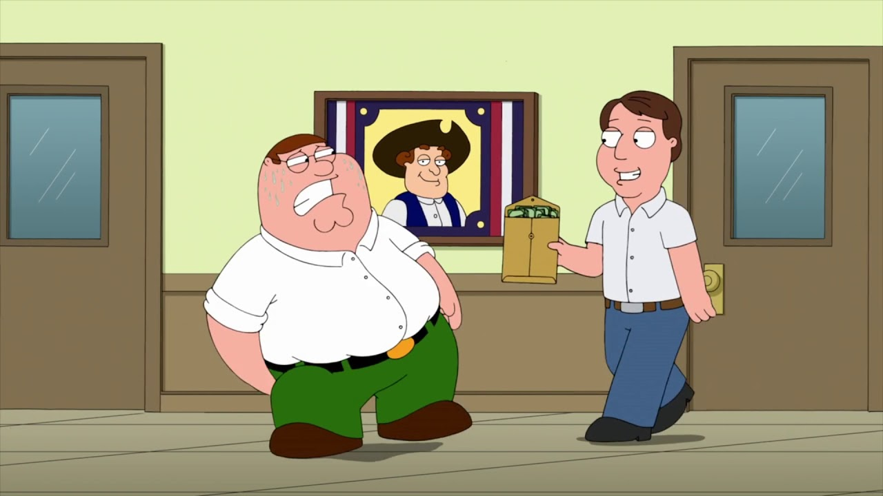 Download Peter Griffin poops his pants