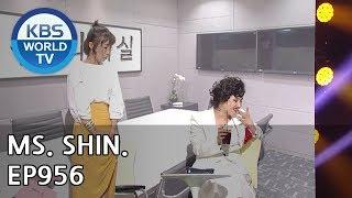 Ms. Shin I Scene 봉선생 [Gag Concert / 2018.07.14]