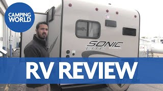 2016 Sonic Lite 167 | Travel Trailer