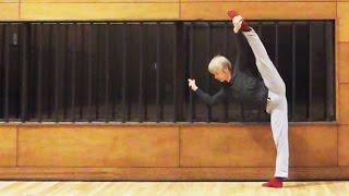 横浜新ジャグリングクラブ指導者ジャグラーまろの2016年普段の練習動画...