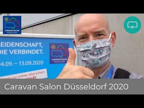 FIRST Major Show After Lockdown. How WAS Caravan Salon Düsseldorf 2020?