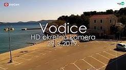 Vodice - HD okretna kamera - 29.3.2019.