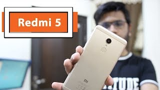 Xiaomi Redmi 5 Review | Honest Opinions
