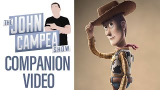 Disney Ready For Toy Story Live Action Movie? - TJCS Companion Video