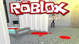 ROBLOX - ESCAPE THE HOSPITAL! - ZOMBIE PATIENTS?!!- GAMEPLAY
