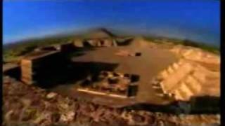 Alien Cities Mexico TEOTIHUACAN Nephilim Giants, Pyramids, Annunaki Technology
