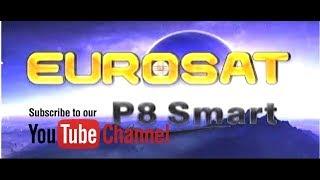 Eurosat P8 SMART Full Review - VideoRuclip