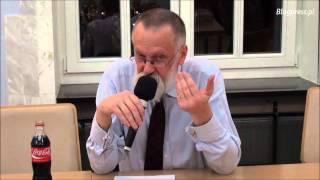 Jerzy Strzelecki: Kryzys monetarny Zachodu (klub Ronina - 28.04.2014)