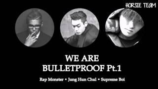 Bulletproof Pt1 Bts