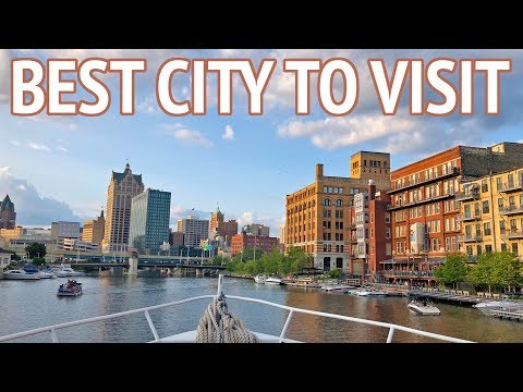 16 Fun Things to Do in Milwaukee | Camper Van Life EP 60