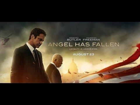 Angel Has Fallen (2019 Movie) Official International Trailer - Gerard Butler, Morgan Freeman