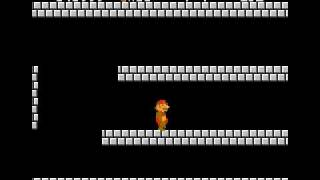 Super Mario Bros World 7-4