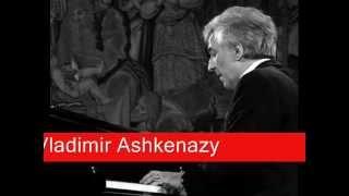 Vladimir Ashkenazy Chopin Nocturne in C minor Op Posth