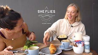 Storytelling with Johanna-Catharina Edin, pro-Kiteboarder and She Flies