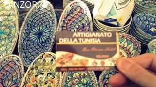 ИТАЛИЯ: Тунисская посуда из Милана в Риме на площади Сан-Джованни... ROME ITALY
