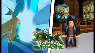 Pokemon Creation Of Zygarde Trailer (ROBLOX)