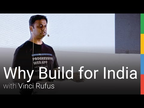 TechSession - Why build for India with Vinci Rufus