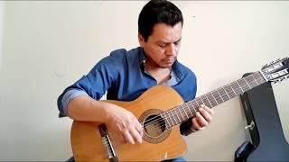 Ternuras - Musica intrumental en guitara por Santy Santiago