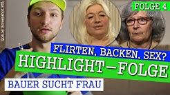 """Rainer & Heike """"backen"""", Louise """"tanzt"""" - Bauer sucht Frau (4) RTL"""