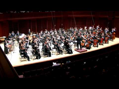 An American in Paris - George Gershwin - Houston Youth Symphony