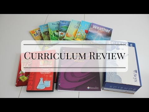 Curriculum Review - Sonlight Science A