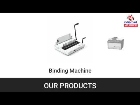 Photostat and Binding Machines By Mrunal Enterprises, Nashik