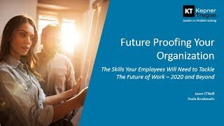 How Learning & Development, HR and Training functions  can prepare employees for The Future of Work
