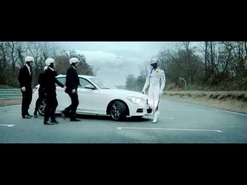 BMW M135i xDrive Fastest Christmas Song in the World Commercial Ad Martin Tomczyk & Acapella Zurich