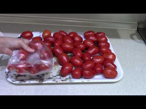 Заморозка помидор на зиму - самый простой и лучший способ