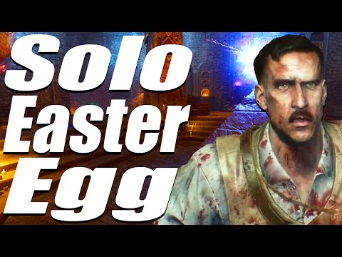 DER EISENDRACHE: SOLO EASTER EGG FLAWLESS w/ DOUBLE XP (Call of Duty: Black Ops 3 Zombies)