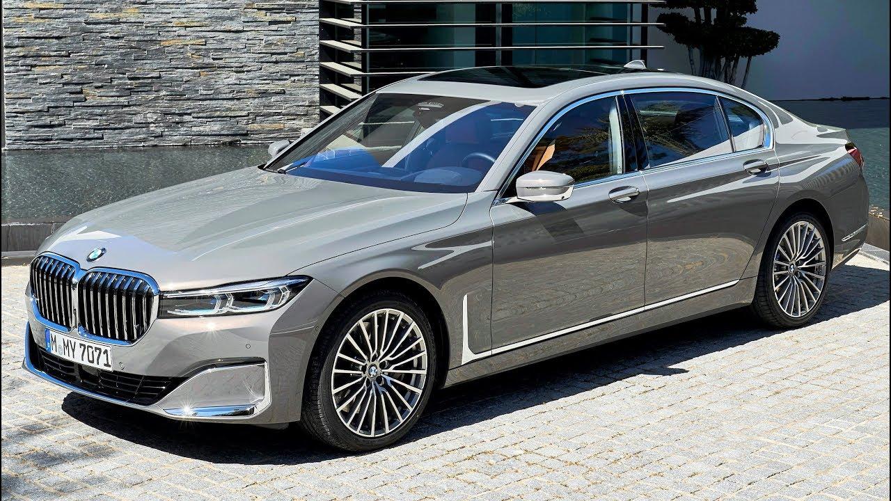 2020 BMW 750Li Xdrive Release